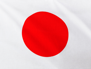 日本の国旗の写真素材 [FYI01501916]