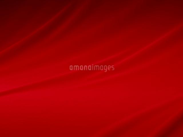 赤い布バックの写真素材 [FYI01501949]