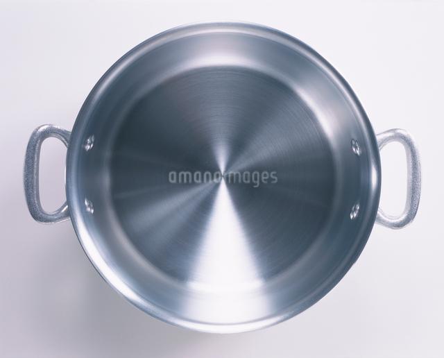 アルミ鍋の写真素材 [FYI01502163]