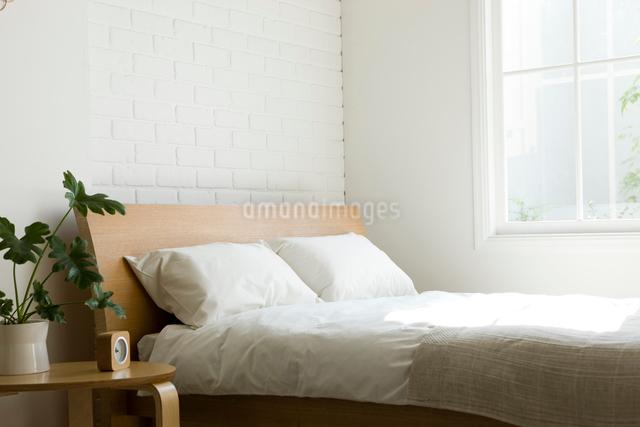ベッドの写真素材 [FYI01502175]