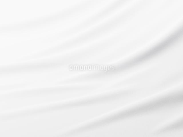 白い布の写真素材 [FYI01502233]