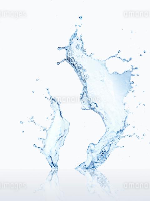水しぶきの写真素材 [FYI01502570]