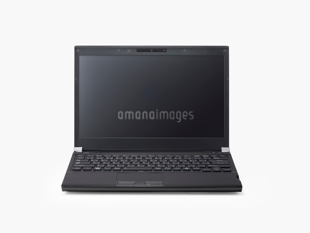 パソコンの写真素材 [FYI01502610]