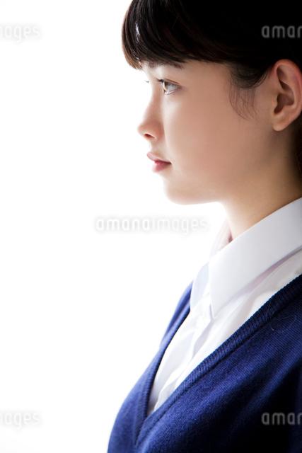 10代日本人女性のビューティーイメージの写真素材 [FYI01503123]