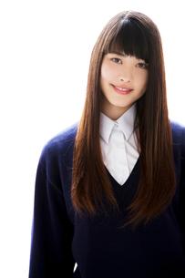 10代日本人女性のビューティーイメージの写真素材 [FYI01503313]