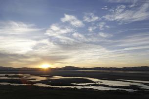 エーヤワディー川の写真素材 [FYI01503570]