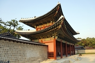 昌慶宮の写真素材 [FYI01503887]