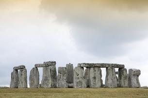 Stonehengeの写真素材 [FYI01504735]