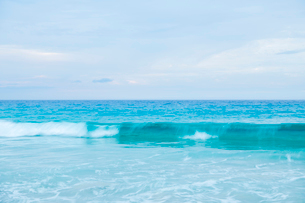 波の写真素材 [FYI01505206]