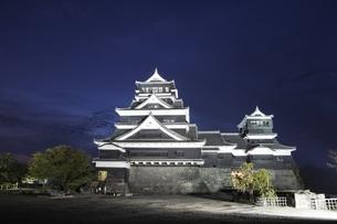 Kumamoto Castleの写真素材 [FYI01505755]