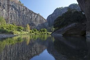 cliff faceの写真素材 [FYI01505865]