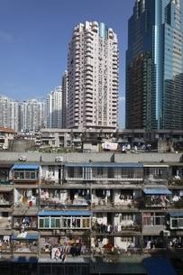 high-rise buildingsの写真素材 [FYI01505949]