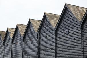 storage housesの写真素材 [FYI01505961]