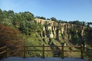 dochu earth pillarsの写真素材 [FYI01505979]