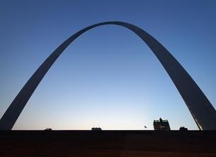 Gateway Archの写真素材 [FYI01506143]
