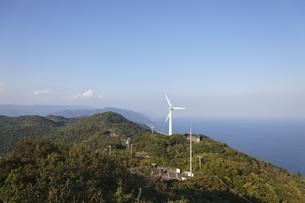 wind energyの写真素材 [FYI01506153]