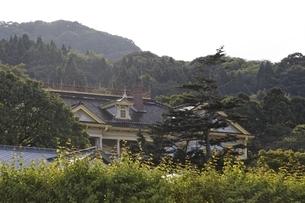 Old Public Hall of Hakodate Wardの写真素材 [FYI01506300]