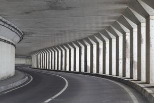 road, galleryの写真素材 [FYI01506641]