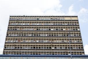 high-rise building, Malacca, Malaysiaの写真素材 [FYI01506707]
