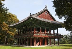 Imnyugak Pavilion, Gongsanseong Fortress, Gongju, Koreaの写真素材 [FYI01506807]