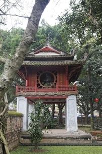 Constellation of Literature Pavilion, Temple of Literatureの写真素材 [FYI01506913]