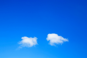 わた雲の写真素材 [FYI01508569]