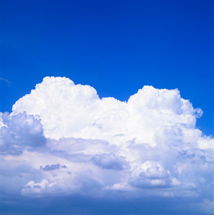 入道雲の写真素材 [FYI01510160]