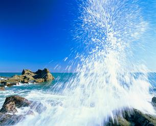 波しぶきの写真素材 [FYI01511126]