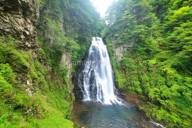 番所大滝の写真素材 [FYI01514973]