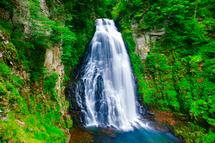 番所大滝の写真素材 [FYI01515674]