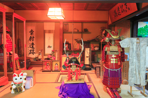 真田宝物資料館展示室の写真素材 [FYI01515761]