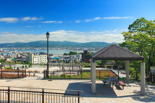 元町公園の写真素材 [FYI01515919]