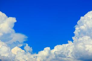 入道雲の写真素材 [FYI01516015]