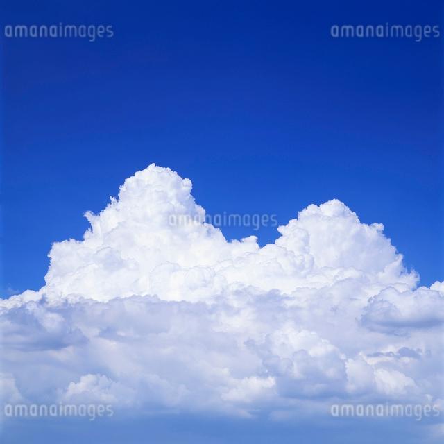 入道雲の写真素材 [FYI01518255]