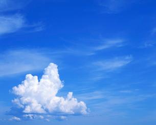 雲の写真素材 [FYI01519034]