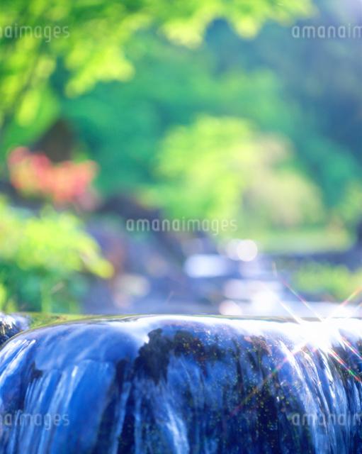 清流・熊原川の写真素材 [FYI01520021]