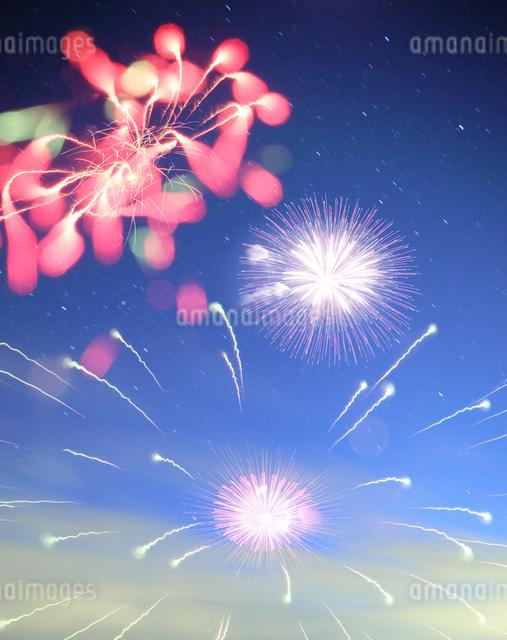 花火の写真素材 [FYI01521247]