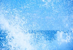 波しぶきの写真素材 [FYI01527882]