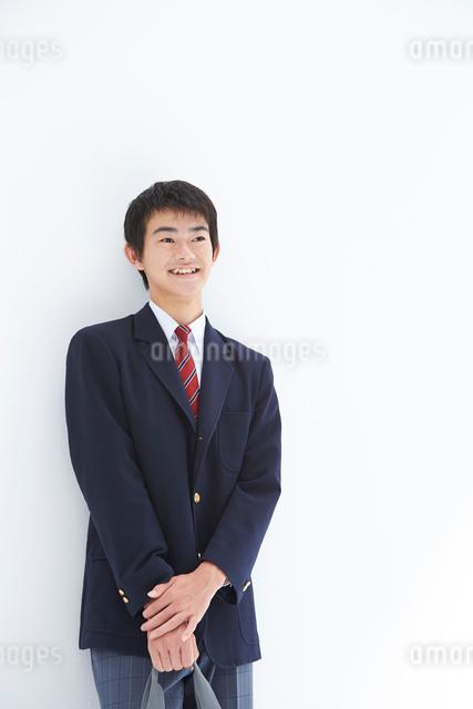 男子高校生の写真素材 [FYI01532631]