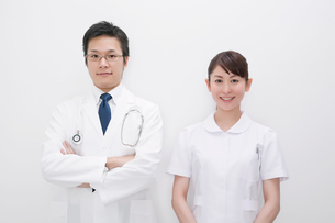 医師と看護師の写真素材 [FYI01536024]