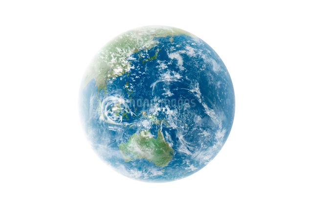 地球の写真素材 [FYI01537485]