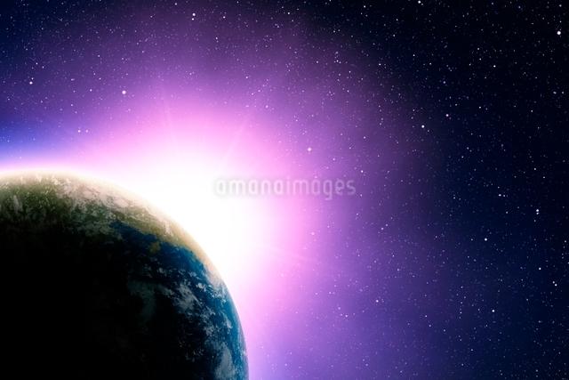 地球の写真素材 [FYI01538043]