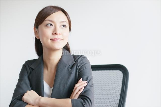 日本人ビジネスウーマンの写真素材 [FYI01539151]