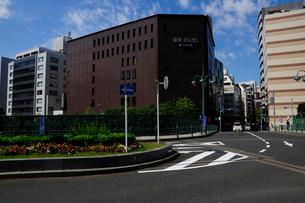 三吉橋付近の写真素材 [FYI01540581]