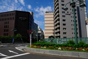 三吉橋付近の写真素材 [FYI01540588]