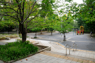 桜川公園の写真素材 [FYI01540920]