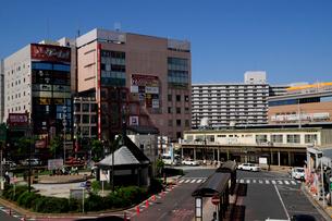 新小岩得駅南口の写真素材 [FYI01541340]