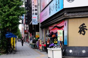 江戸通りの写真素材 [FYI01541506]