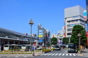 吉祥寺駅北口ロータリーの写真素材 [FYI01542020]