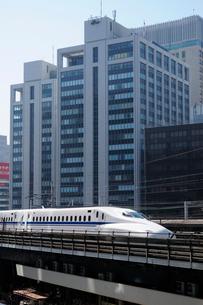 東海道新幹線 N700Aの写真素材 [FYI01542672]
